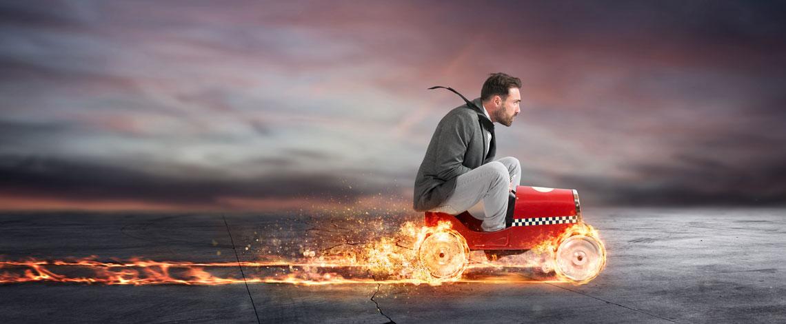 Google Speedtest von Logan Five