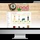 Webshop Coburg, Homepage erstellen
