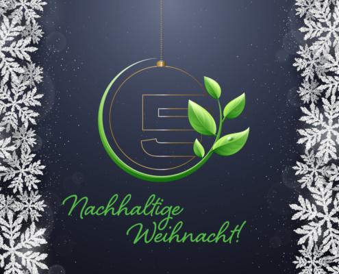 Ecards, nachhaltige Weihnacht