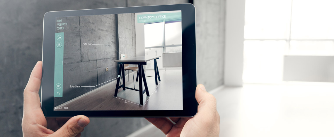 Professionelle Augmented Reality Anwendungen