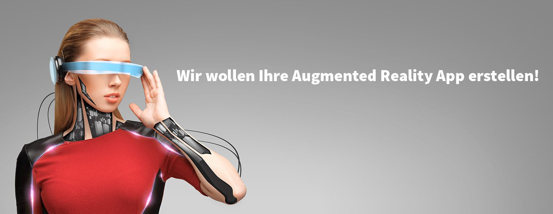 Augmented Reality App erstellen