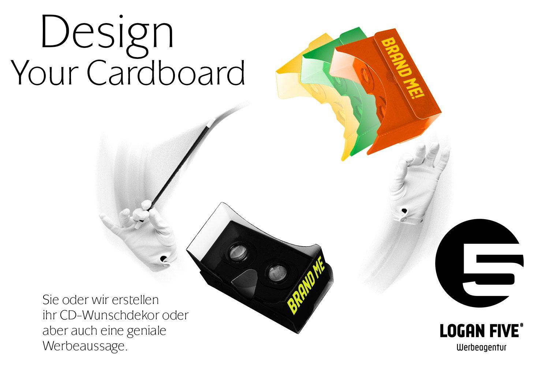 Google Cardboard VR Design