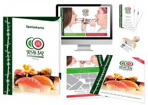 Sushi Bar Coburg Geschäftsausstattung