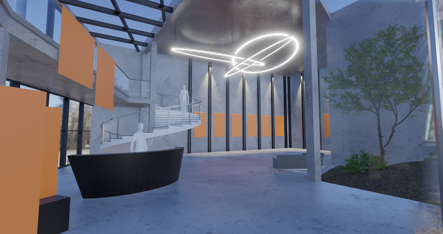 Virtueller Showroom ARX