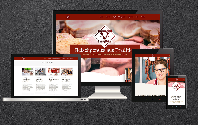 Webdesign Vietz