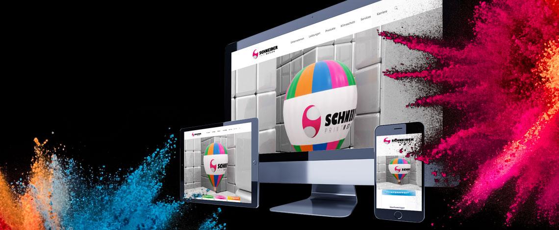 Webdesign Agentur Coburg, Webdesigner Coburg